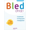 BLED CP/CE1 MANUEL ELEVE ED.2018