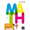 M.A.T.H. CYCLE 3 MANUEL ELEVE ED.2015