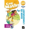 CAP MATHS CM2 GUIDE DE L'ENSEIGNANT + CDROM - ED.2017