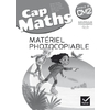 CAP MATHS CM2 MATERIEL PHOTOCOPIABLE - ED.2017