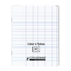 CAHIER A RABAT 170X220 96P 90G SEYES INCOLORE PP