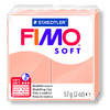 PATE A CUIRE FIMO SOFT PAIN DE 57GR CHAIR