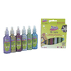 KIT DIAMS 3D MINI 6 X 20ML - PAILLETEES