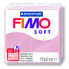 FIMO SOFT 57G ROSE TENDRE / 8020-21