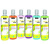 LOT ACRYLIQUE 6X500ML PASTEL